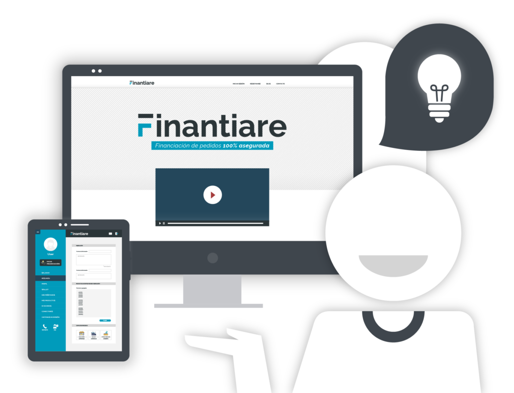 Finantiare solution
